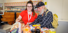 Charities Join Forces to Feed Struggling South Australians For Christmas