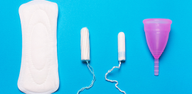 Scottish Parliament says menstrual products are a right. Period.