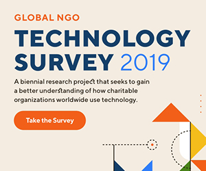 2019 Global NGO Technology Survey