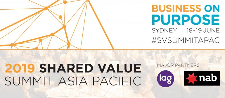 2019 Shared Value Summit Asia Pacific