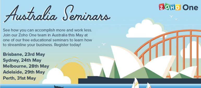 Free seminar: Basics and best practices for streamlining business