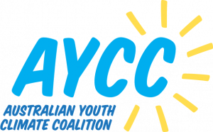 Australian Youth Climate Coalition Schools Mentor