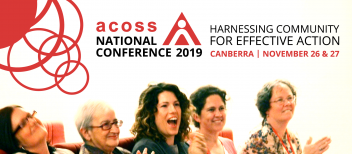 2019 ACOSS National Conference