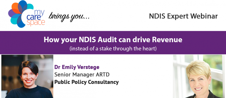 How your NDIS Audit can Drive Revenue