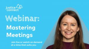 Mastering Meetings Webinar
