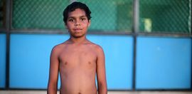 'We have important things to say': Indigenous child briefs UN and calls on the Australian government to stop locking up kids