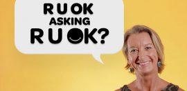 'Hey Google, talk to RUOK Mate'