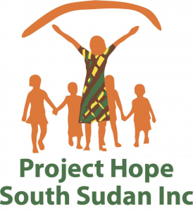 Project Hope South Sudan – Treasurer