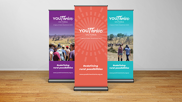 Youthrive banners