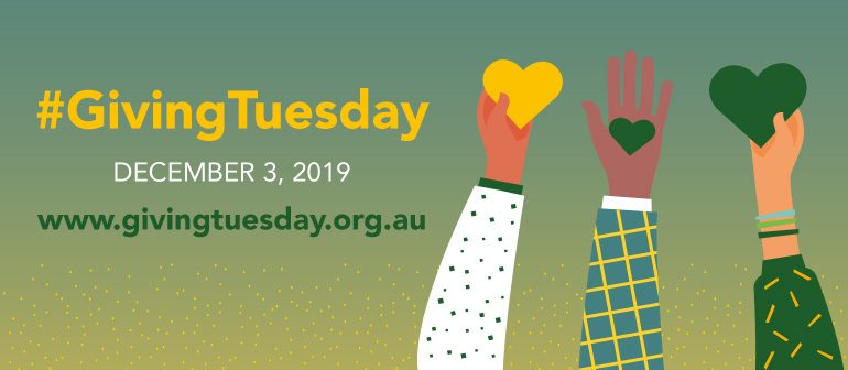 Giving Tuesday Australia