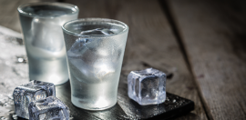 Your vodka on the rocks could save the planet