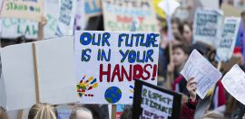Aid groups unite for climate action