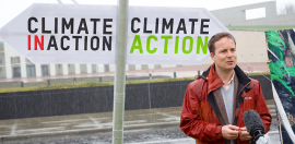 Meet the man tackling the climate crisis head on