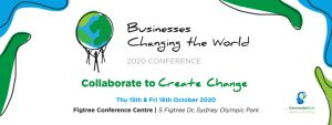 Businesses Changing the World 2020 Conference