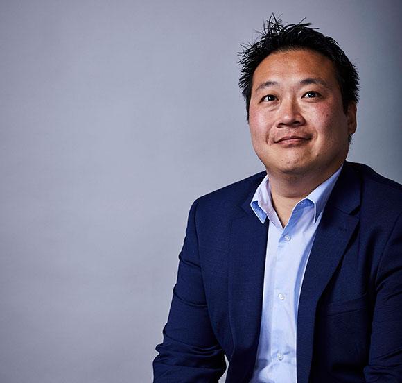 Danny Hui, 2020 Westpac Social Change Fellow