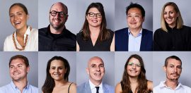 Ten social innovators receive $50,000 fellowship to invest in their leadership potential