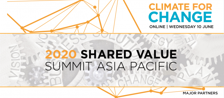 2020 Shared Value Summit Asia Pacific