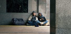 Push for national COVID-19 response to address rough sleeping