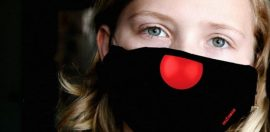 Red Nose releases Australia's first charity face mask