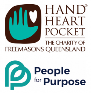 Chief Executive Officer: Hand Heart Pocket