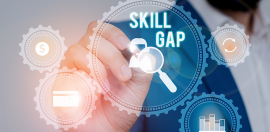 Spotting and filling in your skills gap