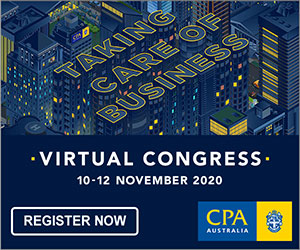 Virtual Congress - CPA Australia