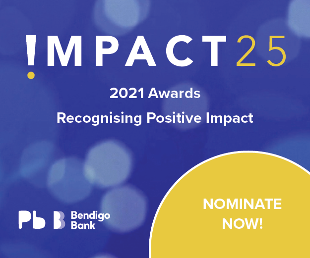 2021 Impact 25 nominations now open!