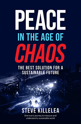 Peace in the age of chaos front cover