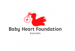 Heart Month Volunteer for Baby Heart Foundation
