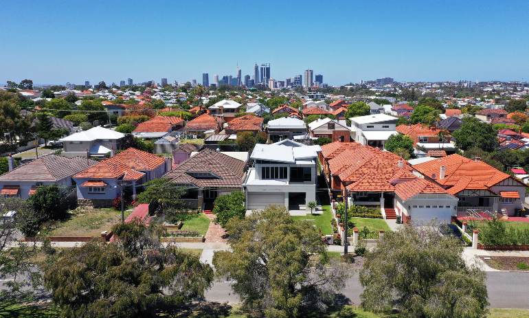 Housing in Perth, WA