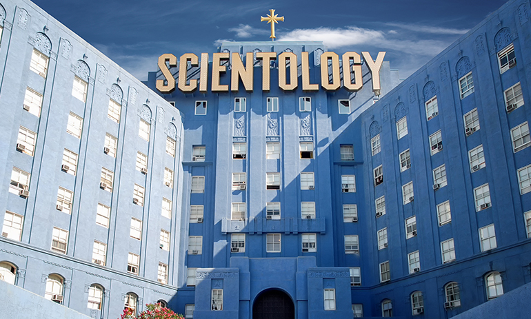 Outside of the Church of Scientology